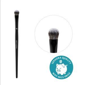 2/$25 Sephora PRO Shadow Brush # 14
